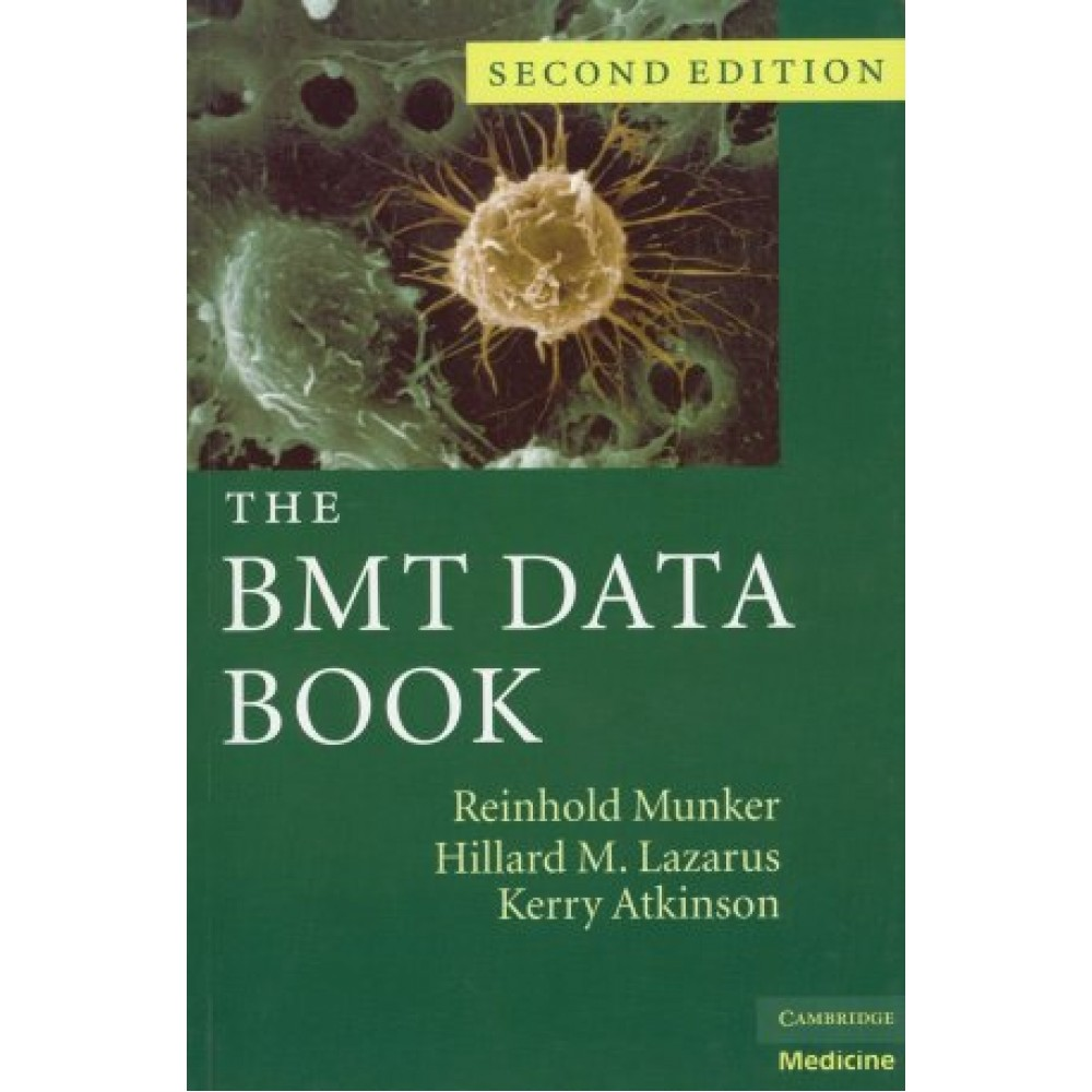 The BMT Data Book, 2nd Edition