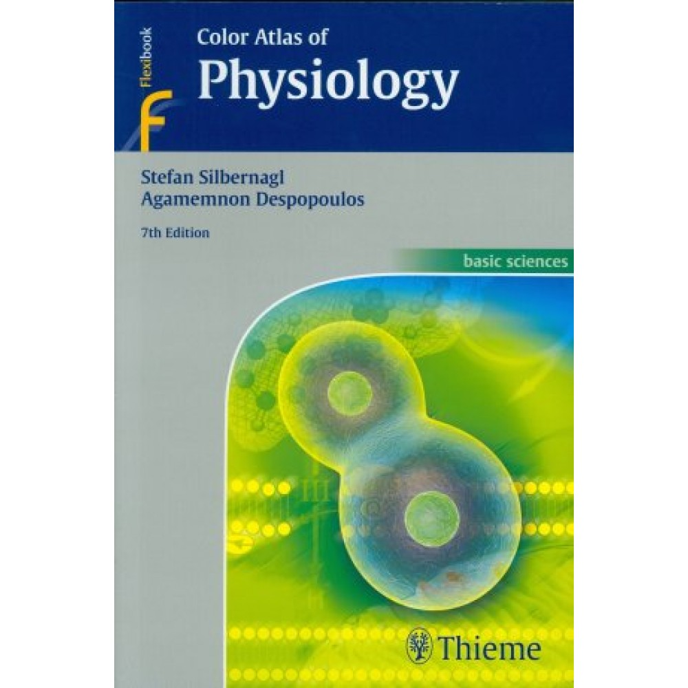 Color Atlas of Physiology, 7th Edition
