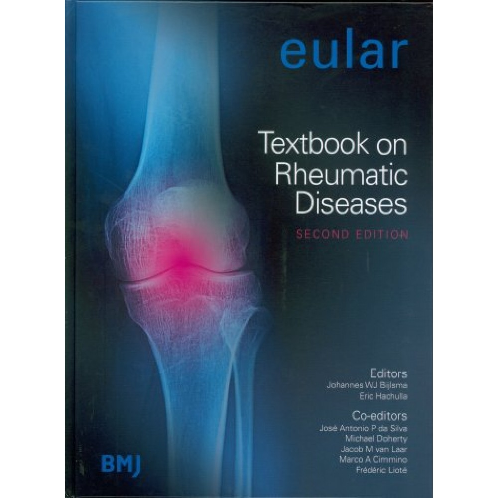 EULAR Textbook on Rheumatic Diseases, 2nd Edition