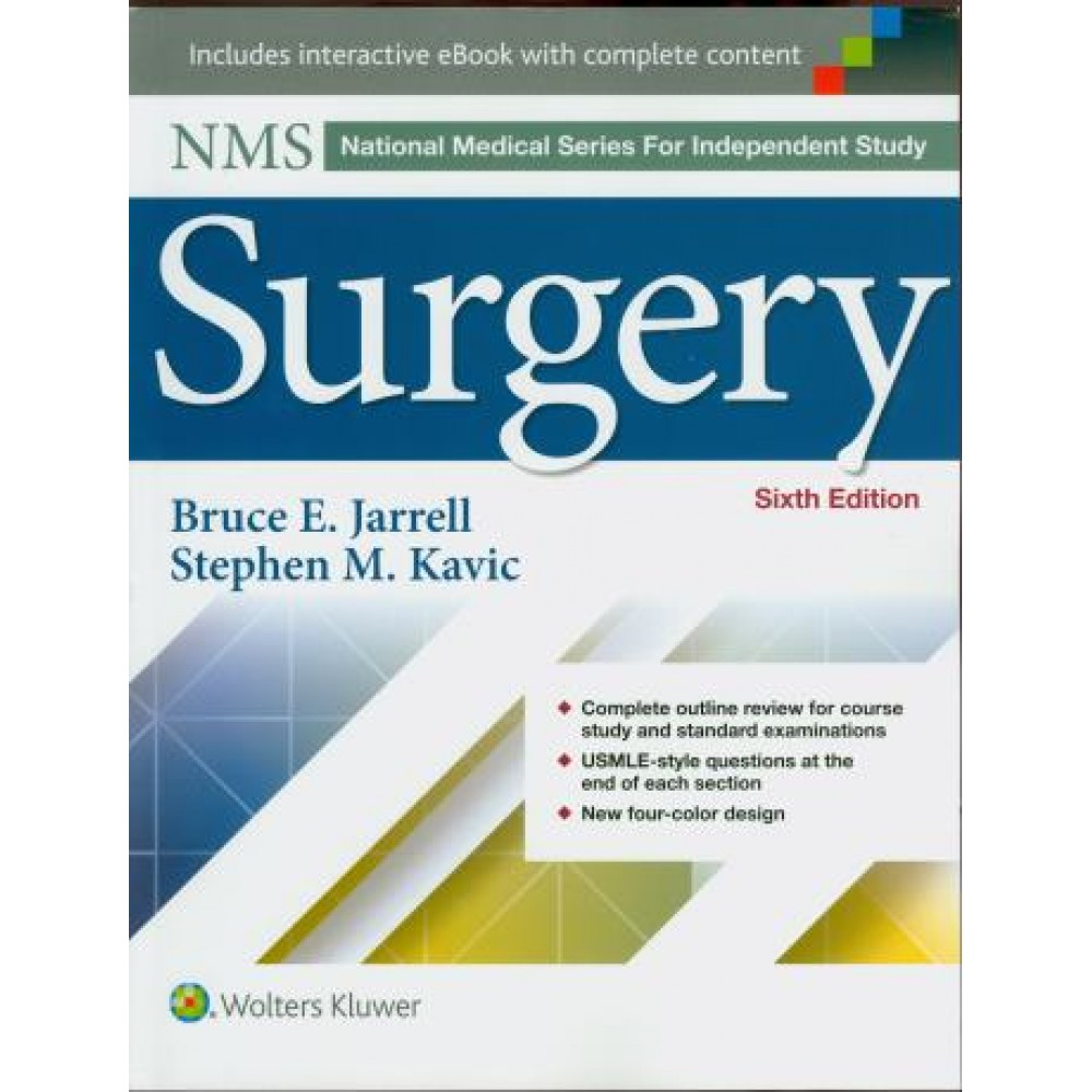 NMS Surgery, 6th edition