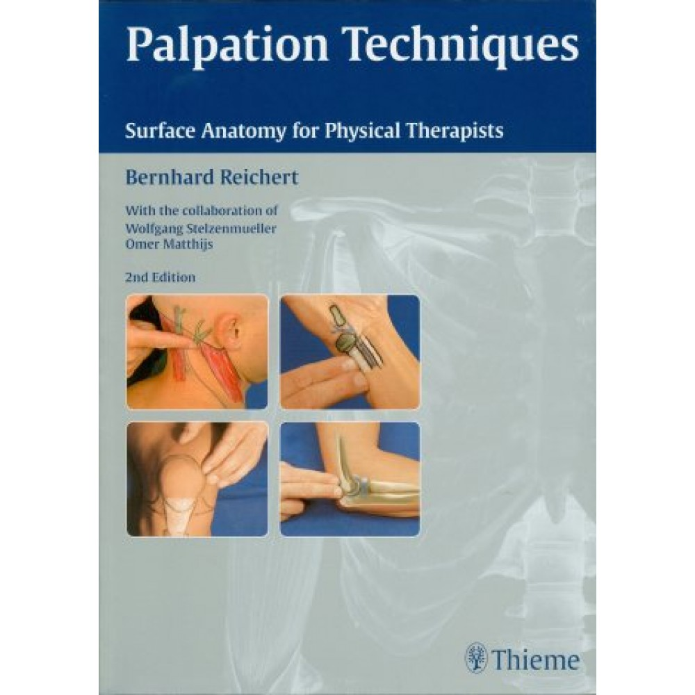 Palpation Techniques, 2nd Edition