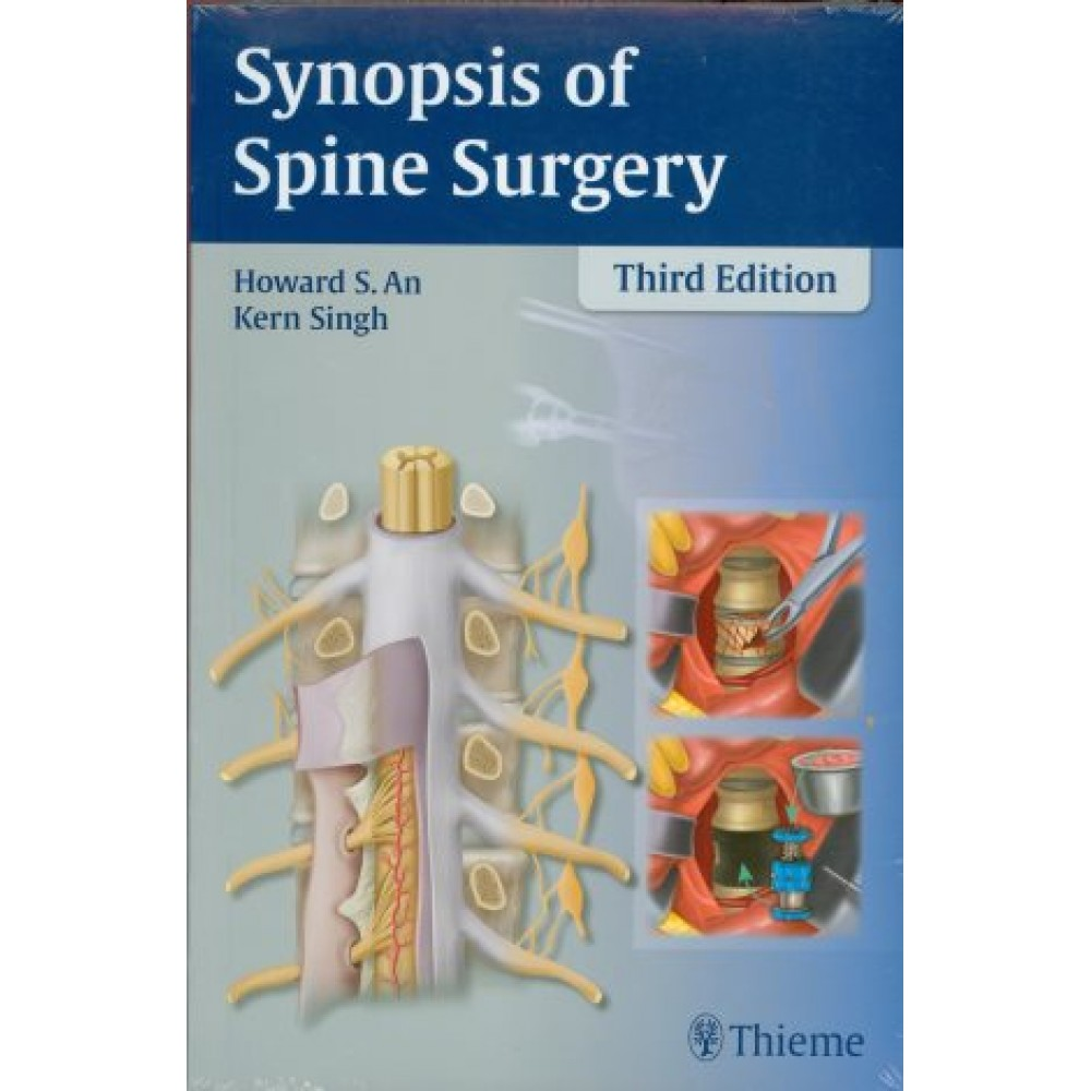 Synopsis of Spine Surgery, 3rd Edition