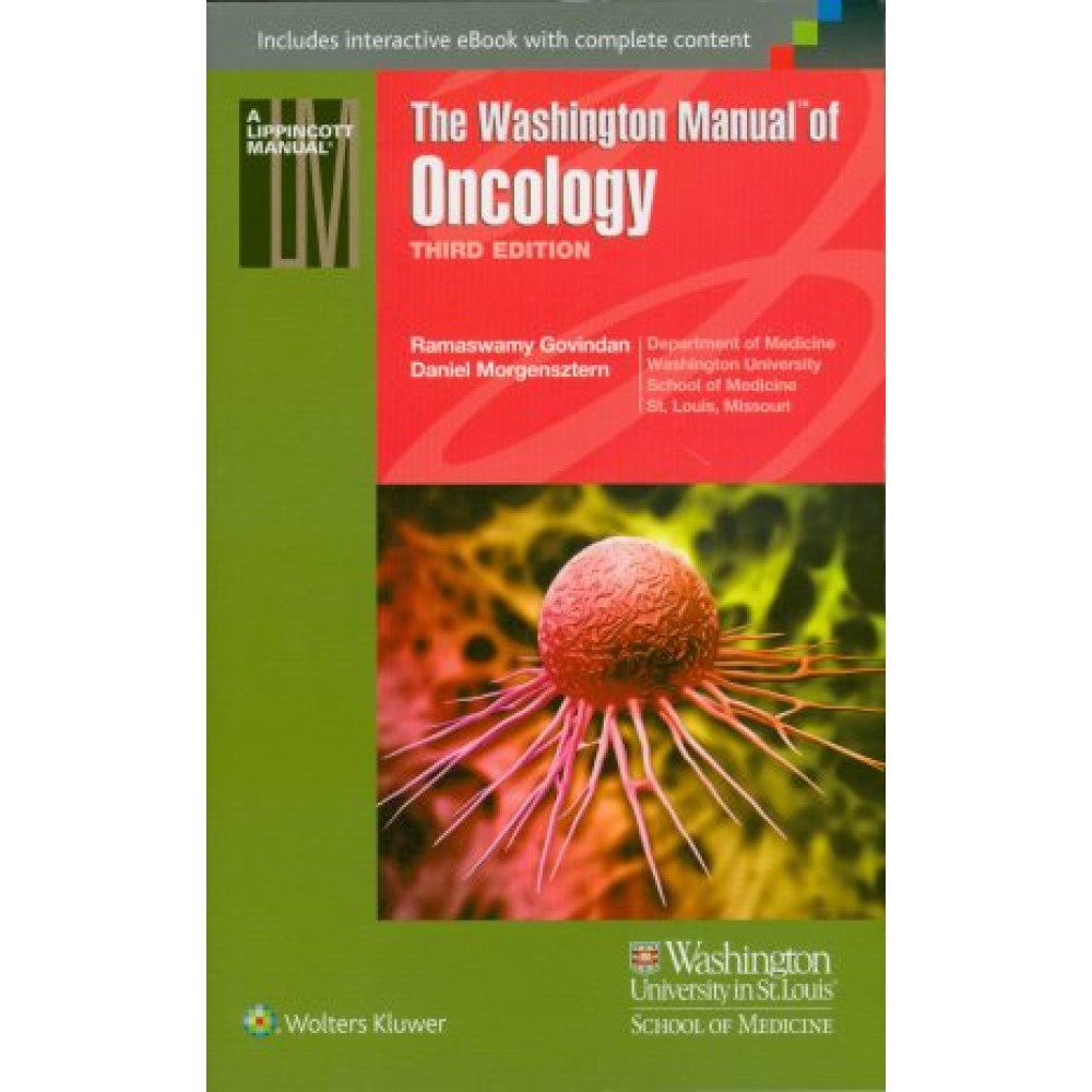 The Washington Manual of Oncology, 3rd Edition