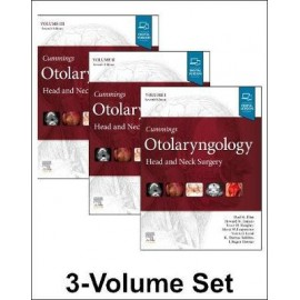 Cummings Otolaryngology, 7th Edition